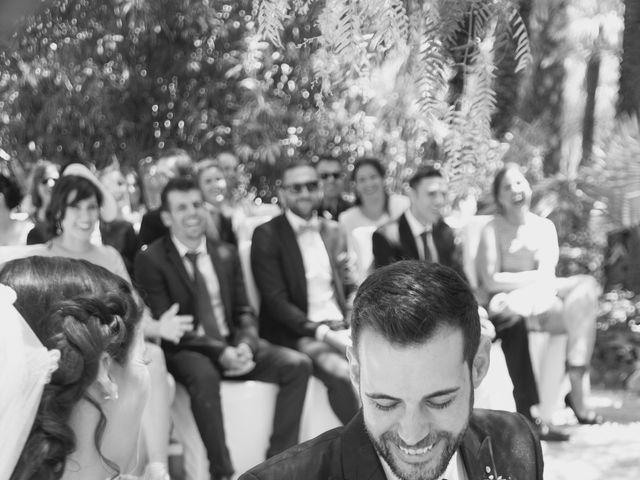 La boda de Miguel y Bárbara en Alacant/alicante, Alicante 86