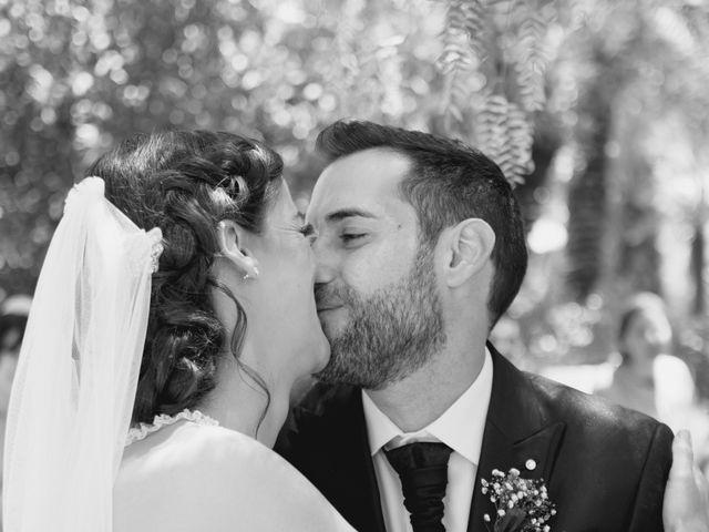 La boda de Miguel y Bárbara en Alacant/alicante, Alicante 87