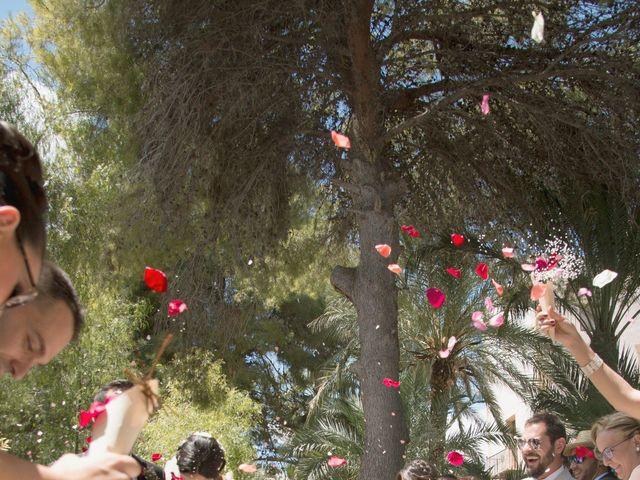 La boda de Miguel y Bárbara en Alacant/alicante, Alicante 90