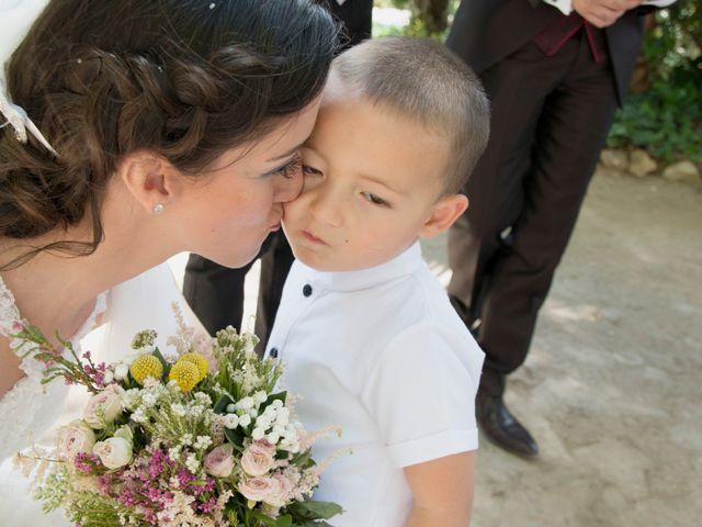 La boda de Miguel y Bárbara en Alacant/alicante, Alicante 99