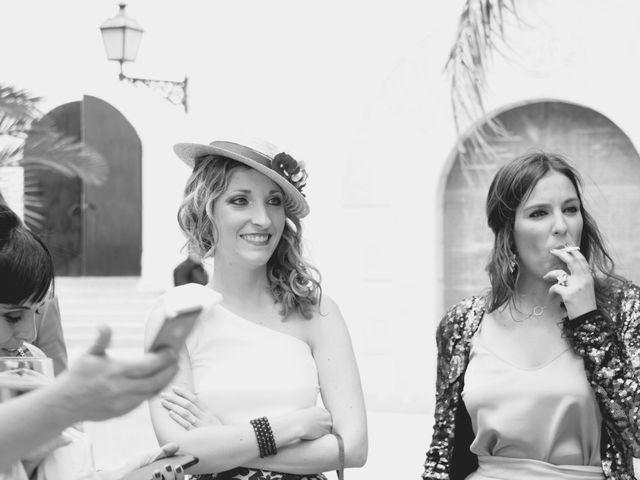 La boda de Miguel y Bárbara en Alacant/alicante, Alicante 105