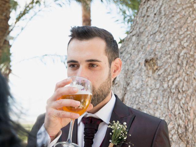La boda de Miguel y Bárbara en Alacant/alicante, Alicante 106
