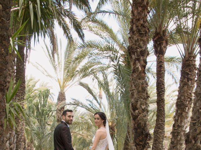 La boda de Miguel y Bárbara en Alacant/alicante, Alicante 109