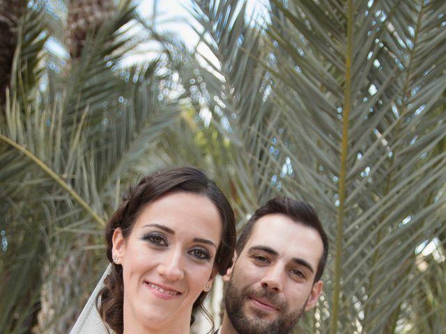 La boda de Miguel y Bárbara en Alacant/alicante, Alicante 111
