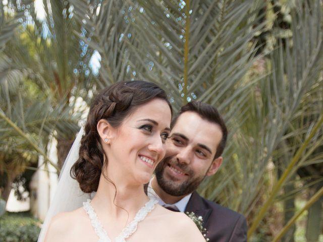 La boda de Miguel y Bárbara en Alacant/alicante, Alicante 112