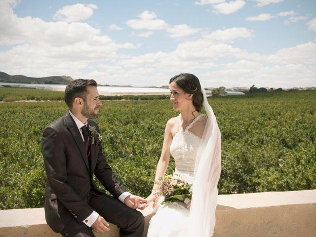 La boda de Miguel y Bárbara en Alacant/alicante, Alicante 115