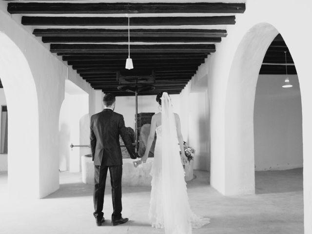 La boda de Miguel y Bárbara en Alacant/alicante, Alicante 117