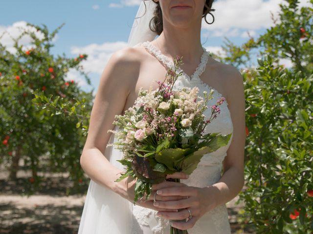 La boda de Miguel y Bárbara en Alacant/alicante, Alicante 124