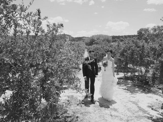 La boda de Miguel y Bárbara en Alacant/alicante, Alicante 127