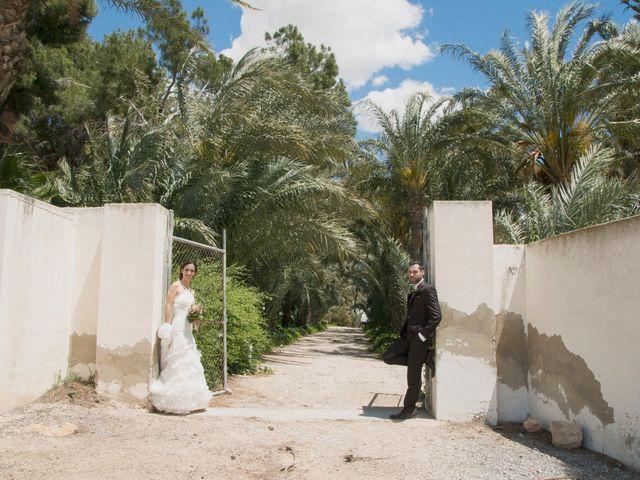 La boda de Miguel y Bárbara en Alacant/alicante, Alicante 128