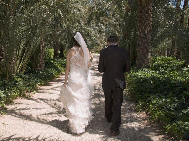 La boda de Miguel y Bárbara en Alacant/alicante, Alicante 129