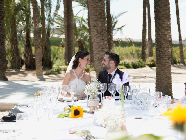 La boda de Miguel y Bárbara en Alacant/alicante, Alicante 132