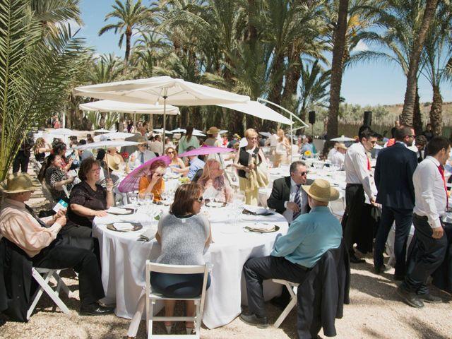 La boda de Miguel y Bárbara en Alacant/alicante, Alicante 134
