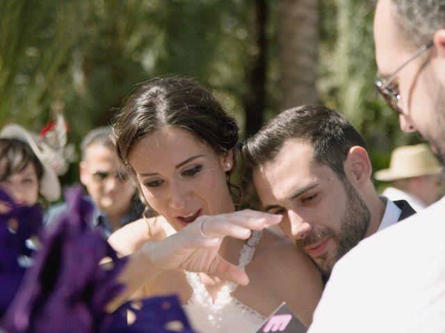 La boda de Miguel y Bárbara en Alacant/alicante, Alicante 135