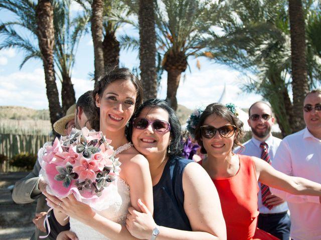 La boda de Miguel y Bárbara en Alacant/alicante, Alicante 138