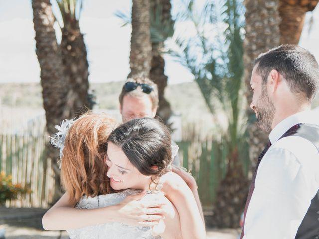 La boda de Miguel y Bárbara en Alacant/alicante, Alicante 140