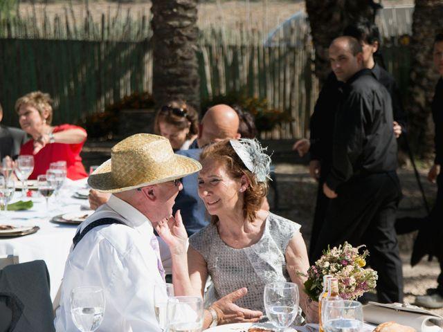 La boda de Miguel y Bárbara en Alacant/alicante, Alicante 142