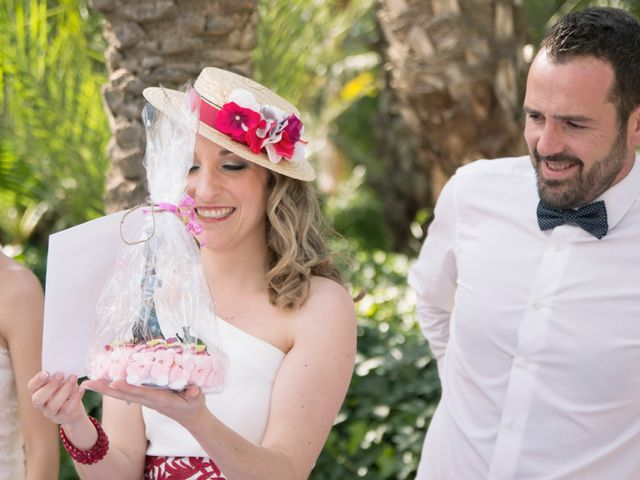 La boda de Miguel y Bárbara en Alacant/alicante, Alicante 144