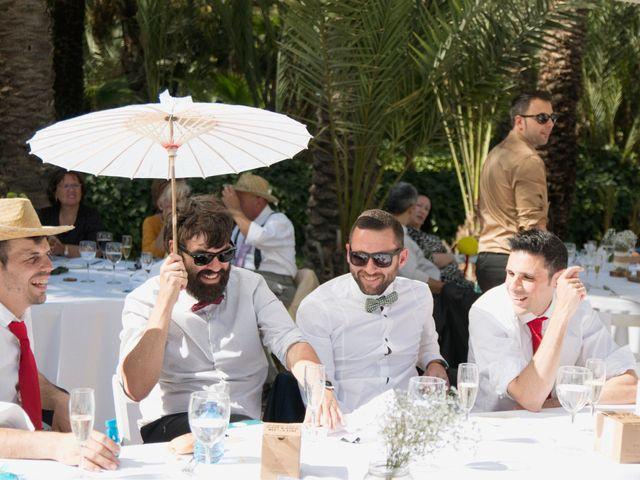 La boda de Miguel y Bárbara en Alacant/alicante, Alicante 145
