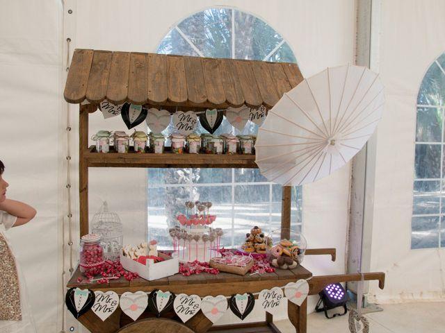 La boda de Miguel y Bárbara en Alacant/alicante, Alicante 150