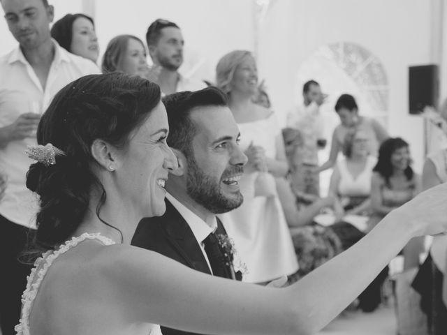 La boda de Miguel y Bárbara en Alacant/alicante, Alicante 153