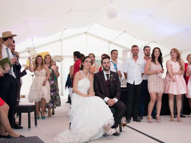 La boda de Miguel y Bárbara en Alacant/alicante, Alicante 154