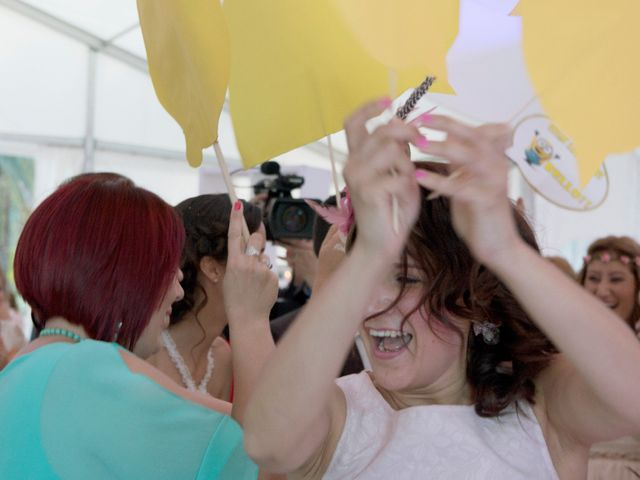 La boda de Miguel y Bárbara en Alacant/alicante, Alicante 156