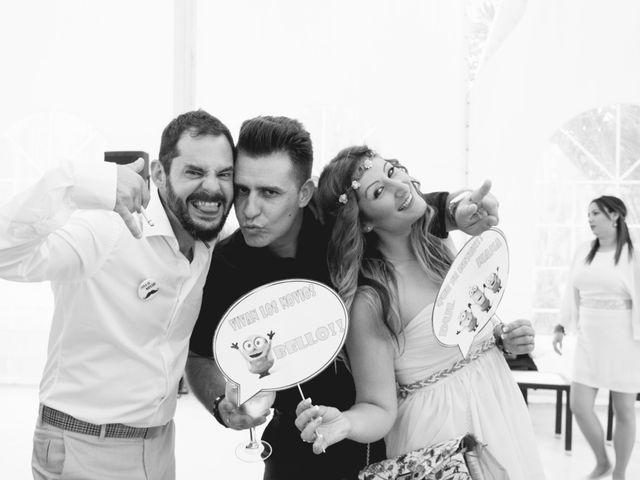 La boda de Miguel y Bárbara en Alacant/alicante, Alicante 158