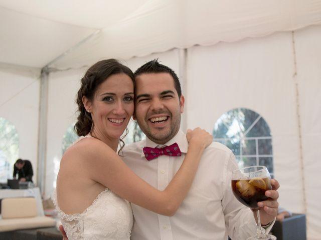 La boda de Miguel y Bárbara en Alacant/alicante, Alicante 160