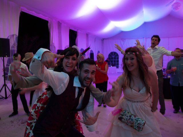 La boda de Miguel y Bárbara en Alacant/alicante, Alicante 164
