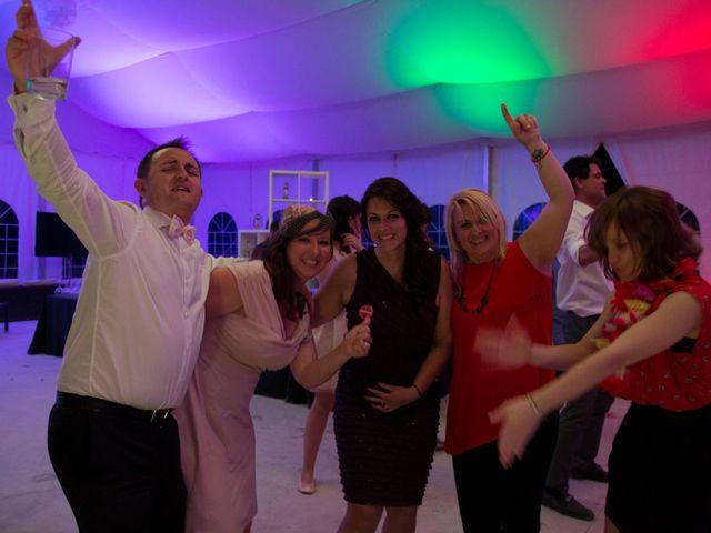 La boda de Miguel y Bárbara en Alacant/alicante, Alicante 166