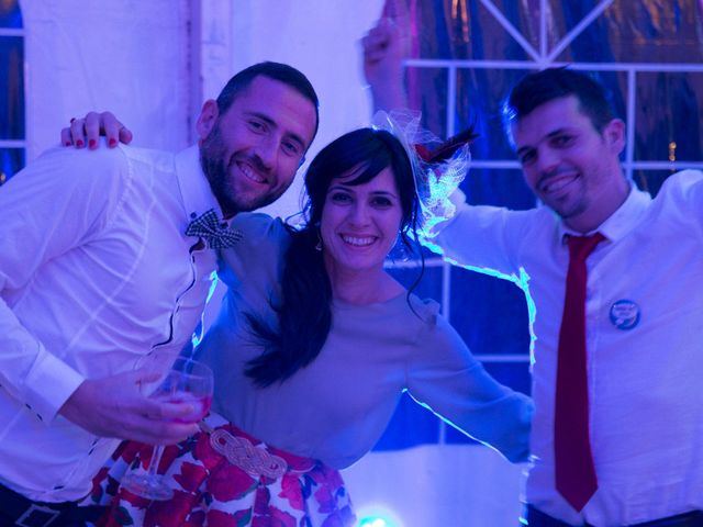 La boda de Miguel y Bárbara en Alacant/alicante, Alicante 167