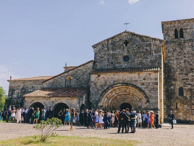 La boda de Pablo y Paula en Castañeda, Cantabria 28