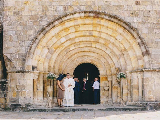 La boda de Pablo y Paula en Castañeda, Cantabria 35
