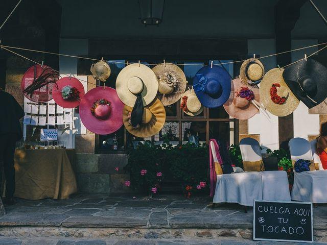 La boda de Pablo y Paula en Castañeda, Cantabria 134