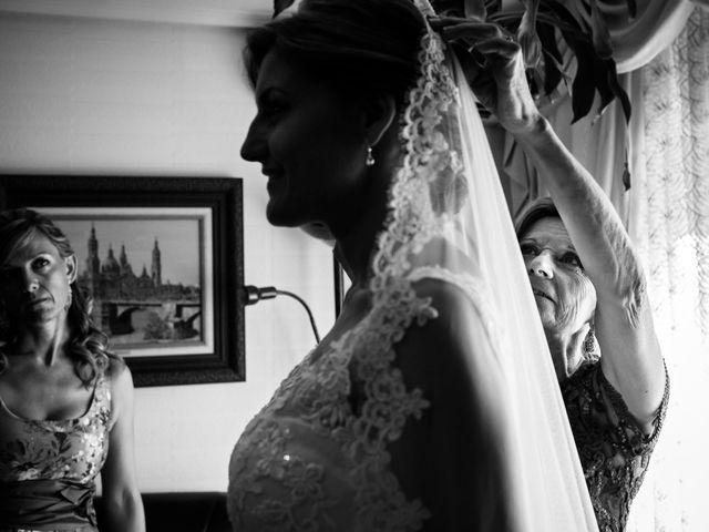 La boda de Sergio y Susana en Zaragoza, Zaragoza 16
