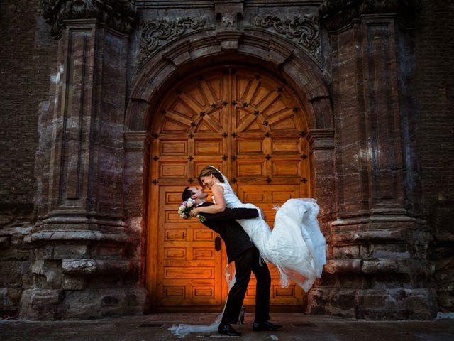 La boda de Sergio y Susana en Zaragoza, Zaragoza 29