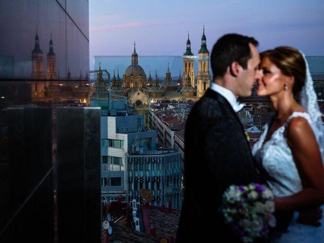 La boda de Sergio y Susana en Zaragoza, Zaragoza 31