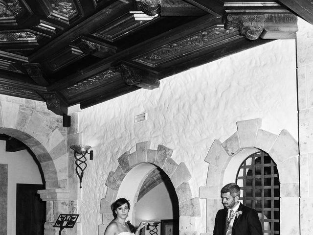 La boda de Raúl y Maria en Nuñomoral, Cáceres 19
