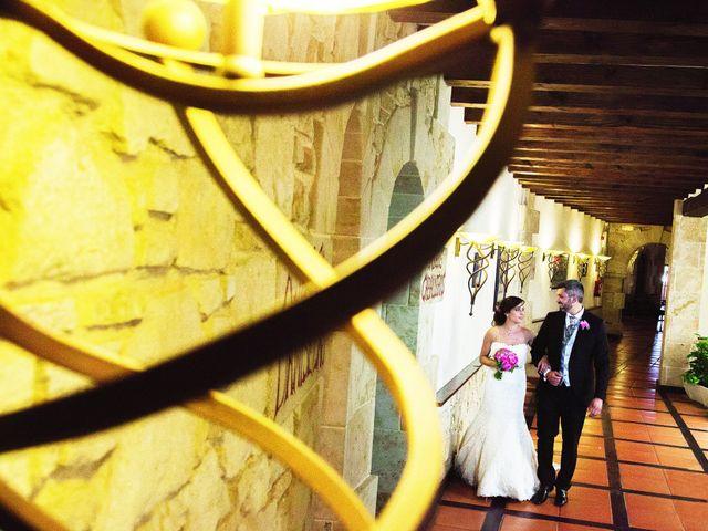 La boda de Raúl y Maria en Nuñomoral, Cáceres 20