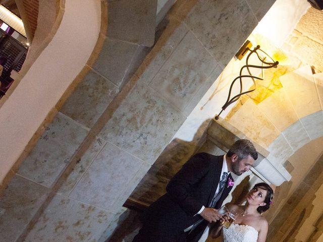 La boda de Raúl y Maria en Nuñomoral, Cáceres 22