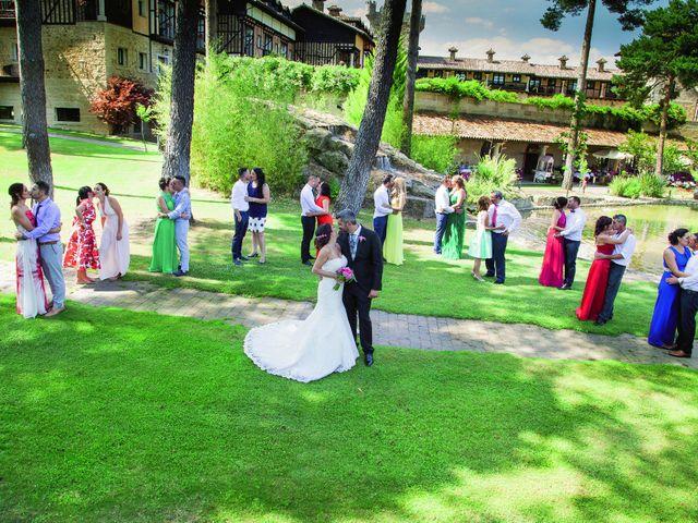 La boda de Raúl y Maria en Nuñomoral, Cáceres 1