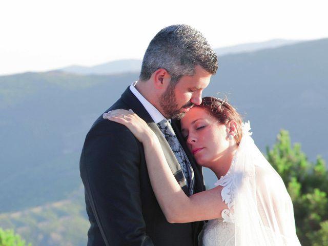 La boda de Raúl y Maria en Nuñomoral, Cáceres 28
