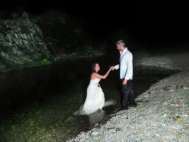 La boda de Raúl y Maria en Nuñomoral, Cáceres 31