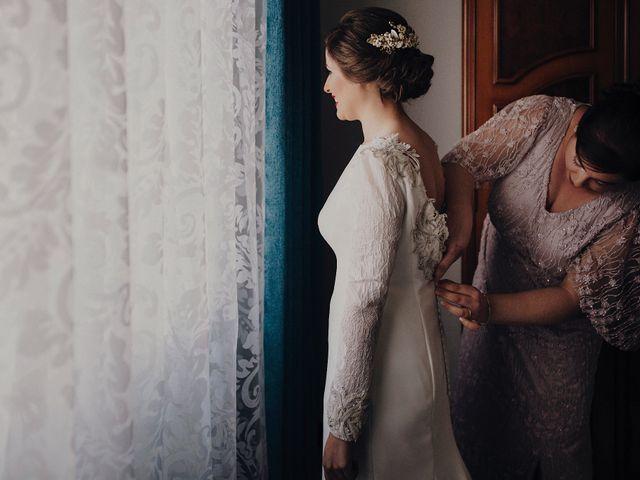La boda de Jesús y Isabel en Villarrubia De Los Ojos, Ciudad Real 12