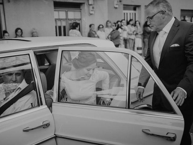 La boda de Jesús y Isabel en Villarrubia De Los Ojos, Ciudad Real 20