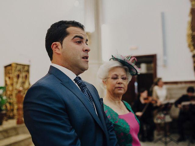 La boda de Jesús y Isabel en Villarrubia De Los Ojos, Ciudad Real 22