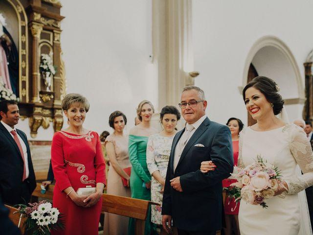 La boda de Jesús y Isabel en Villarrubia De Los Ojos, Ciudad Real 23