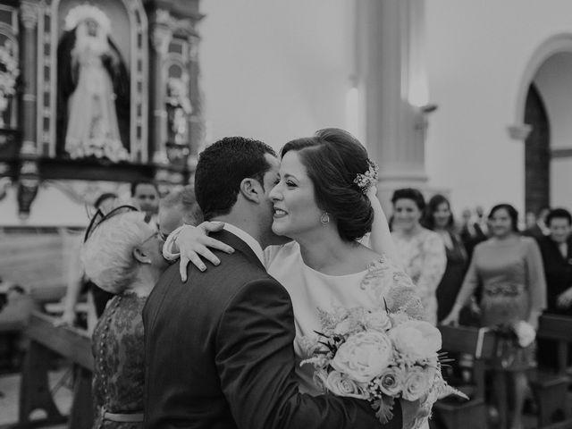 La boda de Jesús y Isabel en Villarrubia De Los Ojos, Ciudad Real 24
