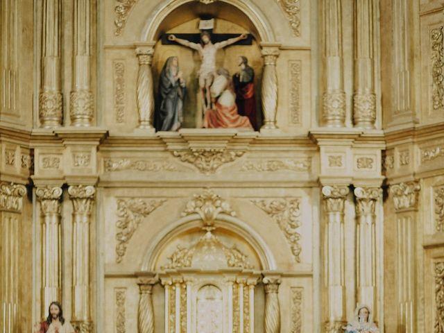 La boda de Jesús y Isabel en Villarrubia De Los Ojos, Ciudad Real 25